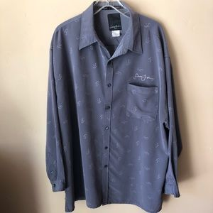 Sean John Gray Shirt